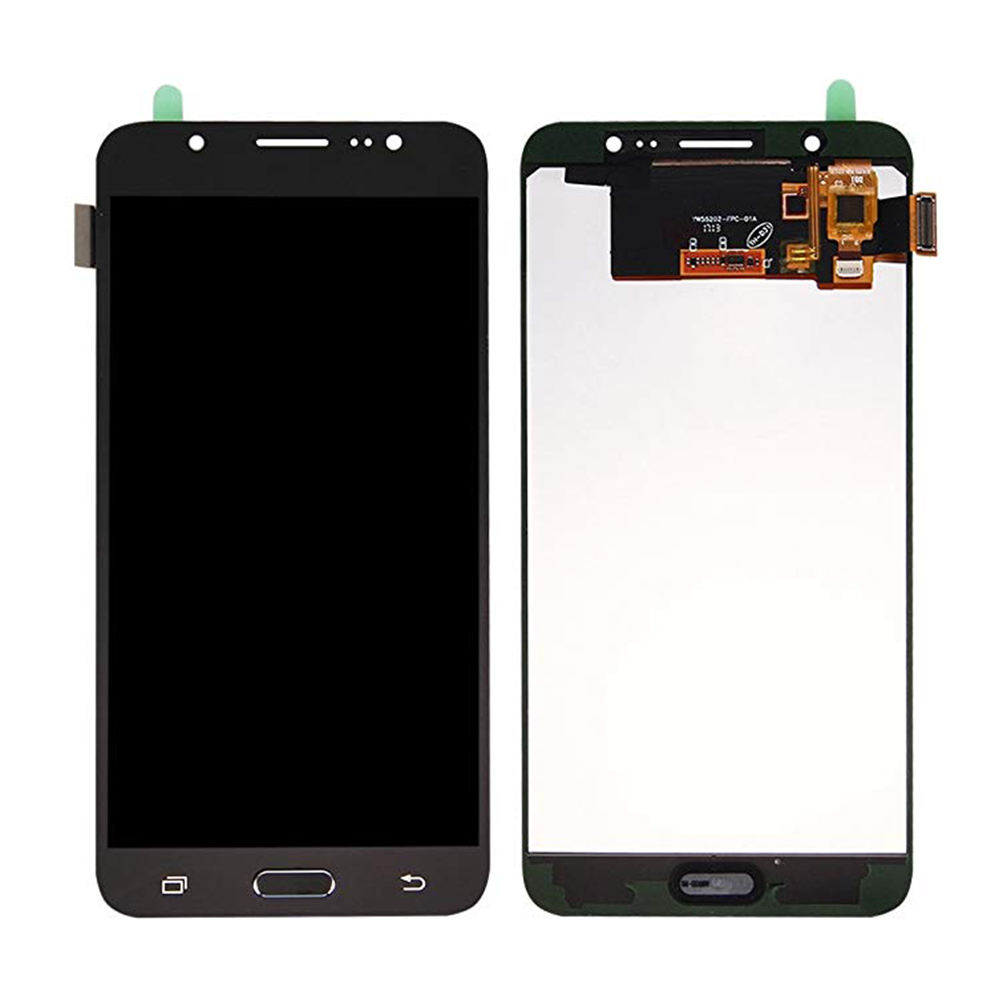 LCD and Touch Screen Digitizer for Samsung Galaxy J7 J710 2016 - Black (TFT/Aftermarket)
