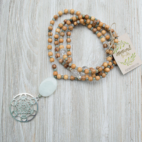 Connected Mala Necklace