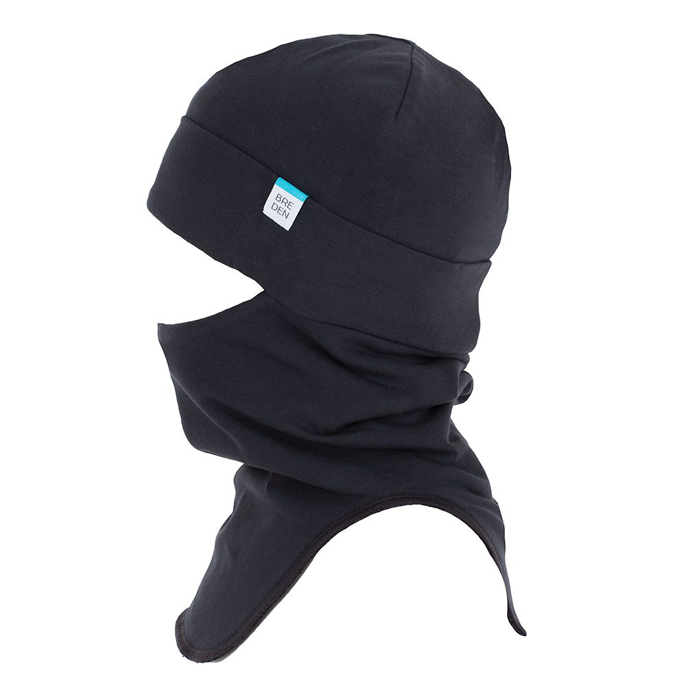 Unique Fleece lining balaclava Dark Grey. Baby, toddler, boy, girl, kids  GQ73