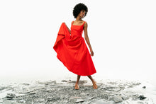 Darae Dress (Poppy Red) Pre-order