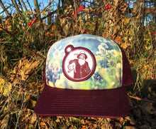 Berry Clover Blossom Sublimation Hat