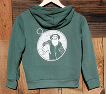 Youth Forest Captain Doug Zip-Up Hoodie