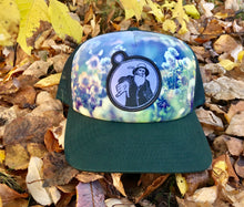 Forest Clover Blossom Sublimation Hat