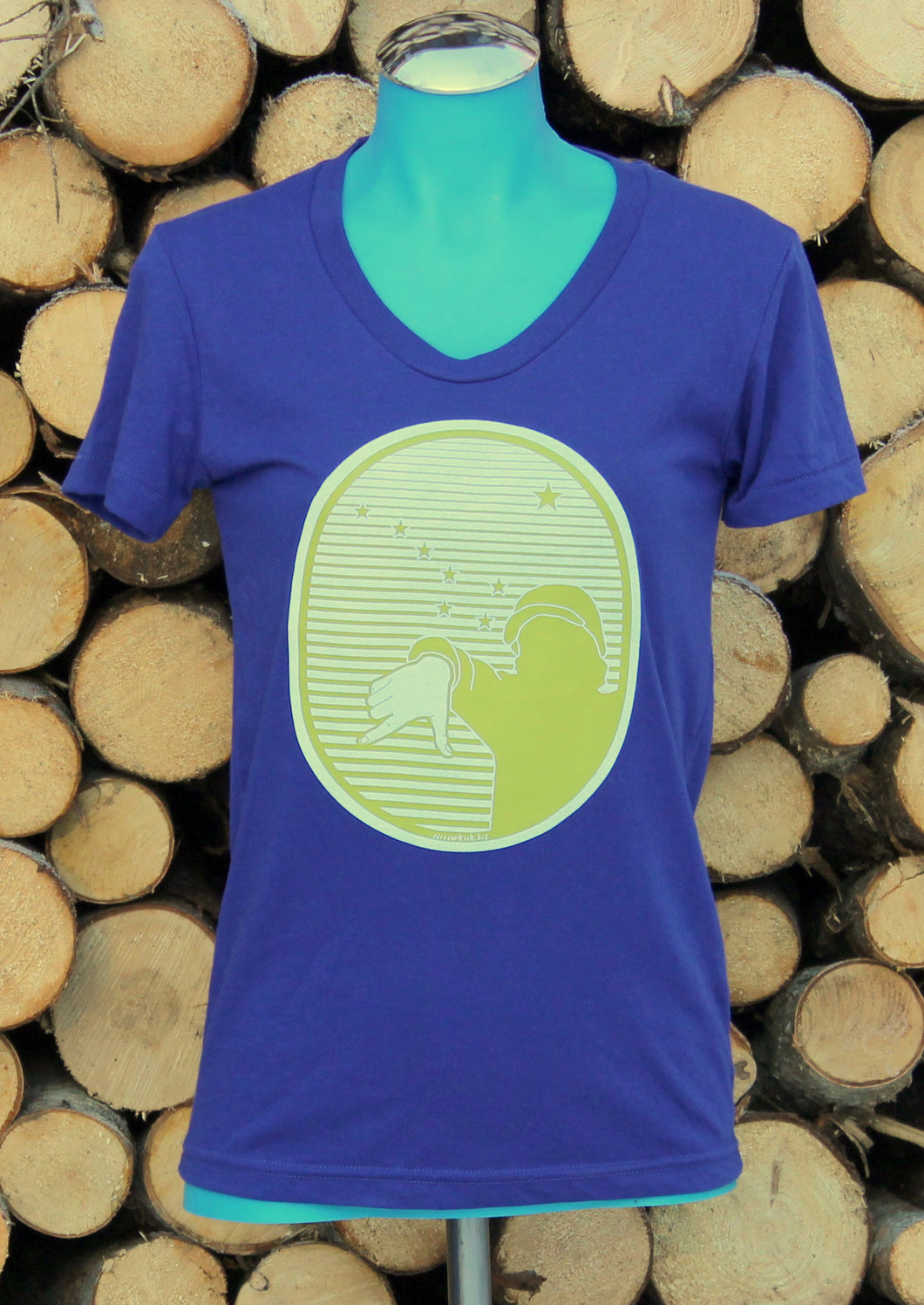 Women's Royal Blue Original Tee