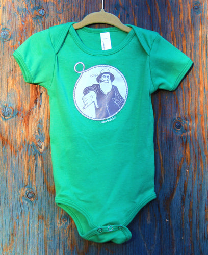 Kelly Captain Doug Baby Onesie
