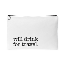 Small or Large Simple Accessory Pouch