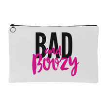 Small or Large Bad & Boozy Accessories Pouch