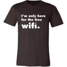 Men's Short Sleeve Wifi Tee