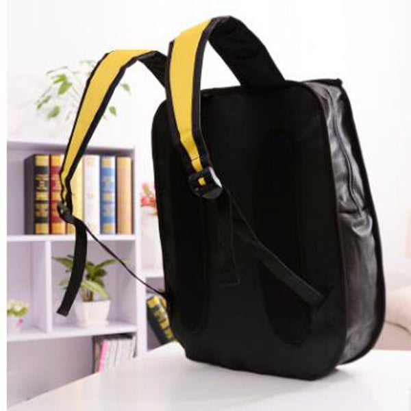 Latest 2D Cartoon Fashion Backpack (Multi colors)