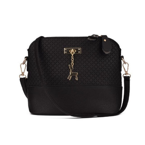 Metro Women Leather Crossbody Sling Bag