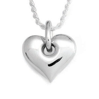 Centre Heart - Forever Near Memorial Jewellery
