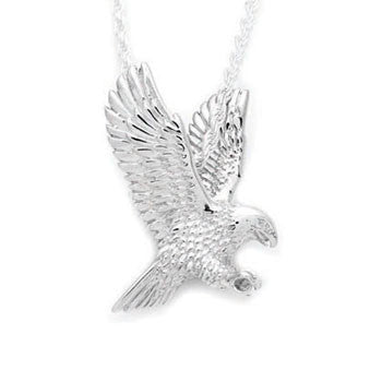3D Eagle - Forever Near Memorial Jewellery