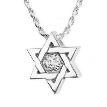 Star Of David - Forever Near Memorial Jewellery