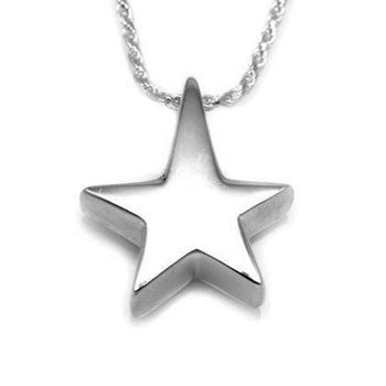 Star - Forever Near Memorial Jewellery