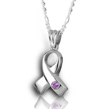 Ribbon - Forever Near Memorial Jewellery