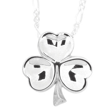 Shamrock - Forever Near Memorial Jewellery