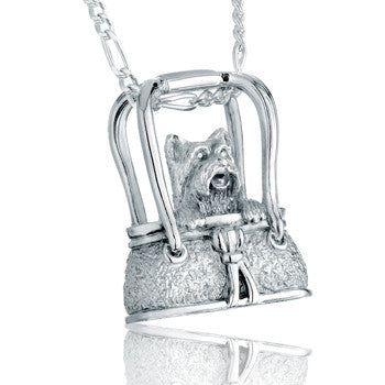Terrier Purse - Forever Near Memorial Jewellery