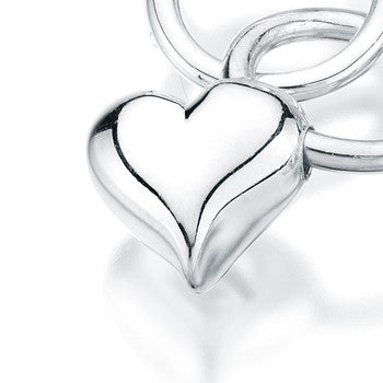 Heart Charm - Forever Near Memorial Jewellery