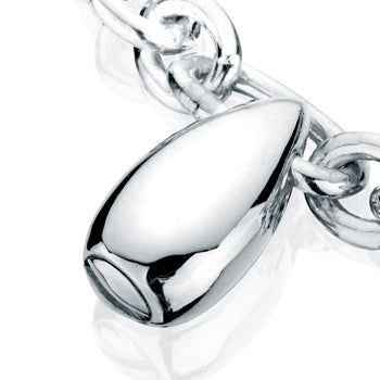 Tear Drop Charm - Forever Near Memorial Jewellery