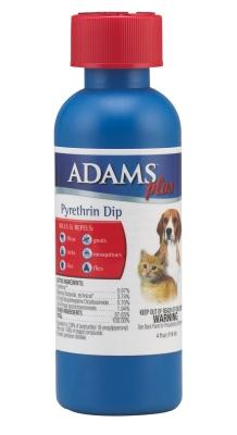 Adams Plus Flea & Tick Dip 4 OZ