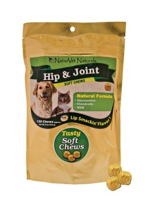 Hip/Joint Soft Chew 120 CT
