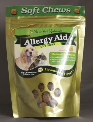Soft Chew Allergy Aid