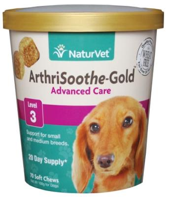 Arthrisoothe Gold Level 3 Soft Chew