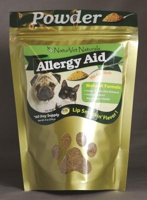 Allergy Aid Powder Bag 60 Day