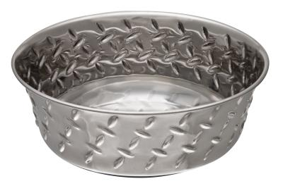 Diamond Plate Bowl