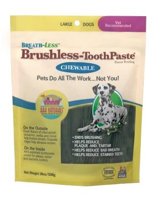 Breathless Toothpaste Medium/Large Dog