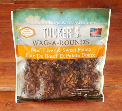 Wag A Rounds Liver/Sweet Potato