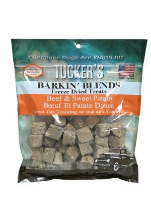 Barkin Blends Freeze Dried Beef/Potato 2.5 OZ