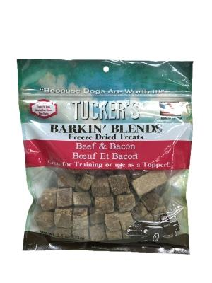 Barkin Blends Freeze Dried Beef/Bacon 2.5 OZ