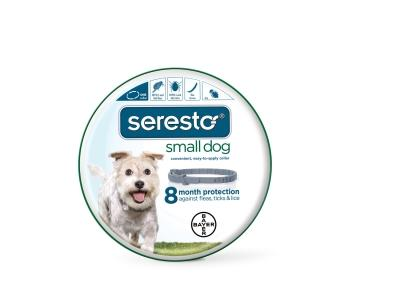 Seresto Flea & Tick Collar - Small Dogs