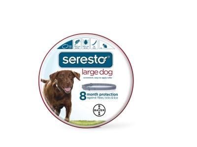 Seresto Flea & Tick Collar - Large Dogs