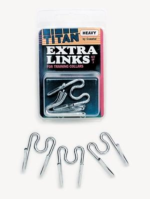 Titan Prong Collar, Extra Hook Link