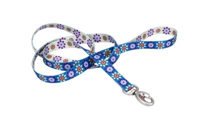 "20966 06 Purple Flowers 1"" Sublime Lead"