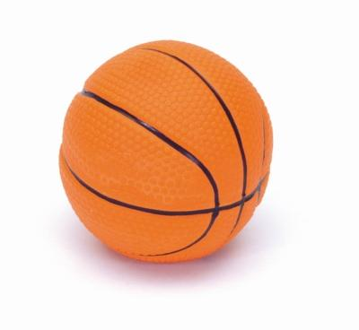 Latex Basketball Dog Toy