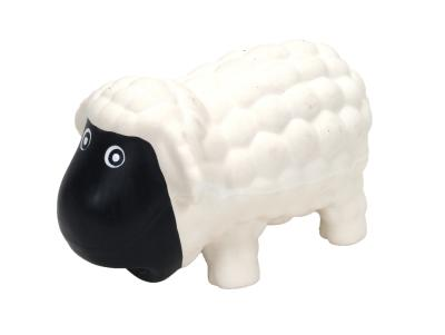 83070 Latex Sheep White 6.5""