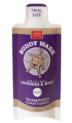 Buddy Wash Samples Lavender/Mint