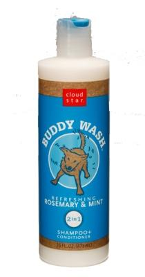Buddy Wash Rosemary/Mint