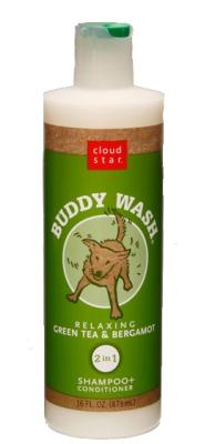 Buddy Wash Green Tea/Mint