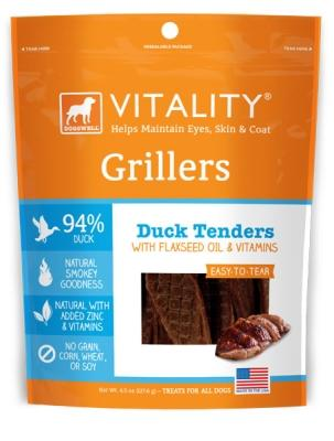 Vitality Grillers Duck