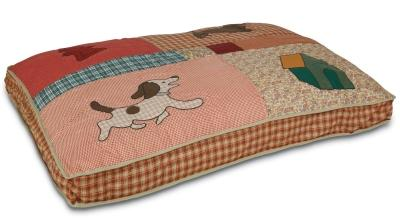 Petmate Applique Quilted Bed 40X30