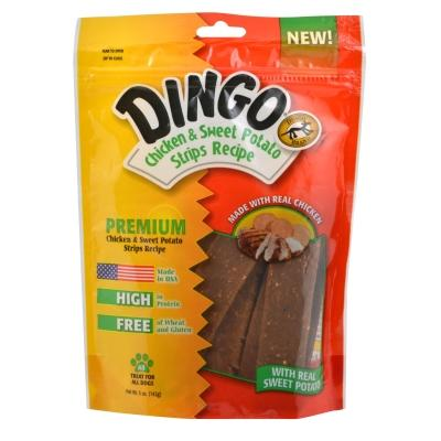 Dingo Chicken & Sweet Potato Strips 5 OZ