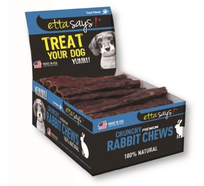Crunchy Rabbit Chews 4""