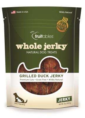 Whole Jerky Grilled Duck