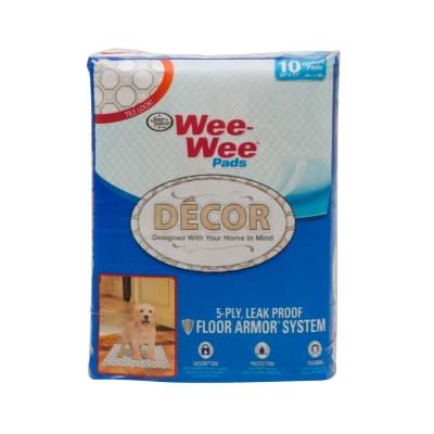 Wee Wee Pads Decor Tile