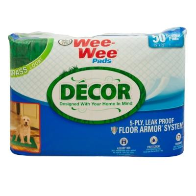 Wee Wee Pads Decor Grass 50CT
