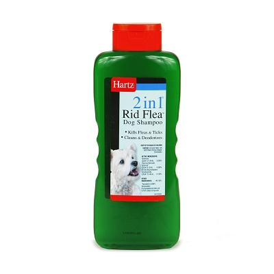 2 In 1 Rid Flea Shampoo